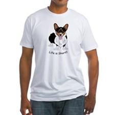Tri-Colored Corgi Shirt