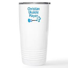 Christian Ukulele Travel Mug