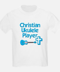 Christian Ukulele T-Shirt