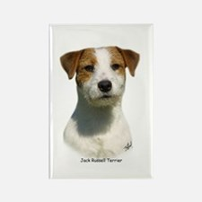 Jack Russell Terrier 9M097D-047 Rectangle Magnet