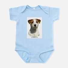 Jack Russell Terrier 9M097D-047 Infant Bodysuit