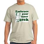 Embrace Your Inner Geek Light T-Shirt