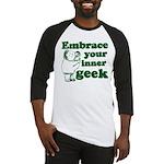 Embrace Your Inner Geek Baseball Jersey