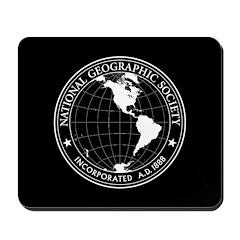 East Hemisphere Mousepad