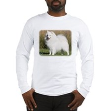Japanese Spitz 9Y576D-261 Long Sleeve T-Shirt
