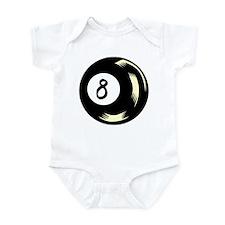 8 Ball 1 Infant Creeper