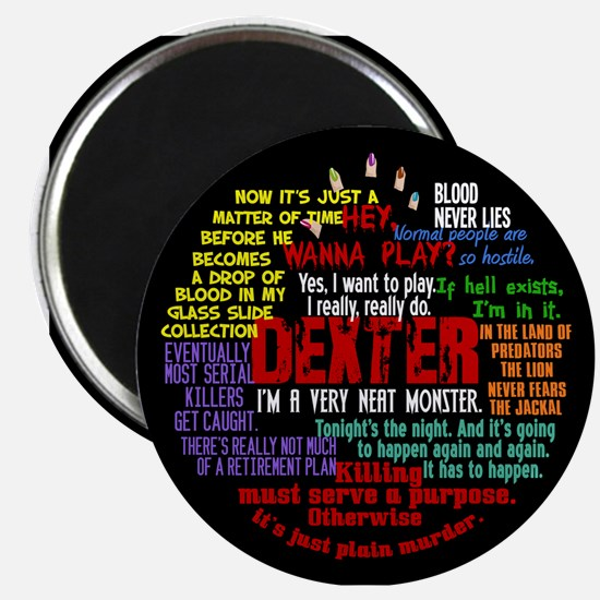 Best Dexter Quotes Magnet