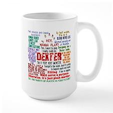 Best Dexter Quotes Mug