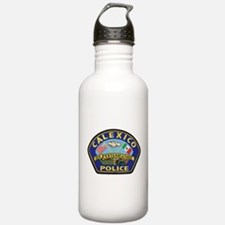 Calexico Police Water Bottle