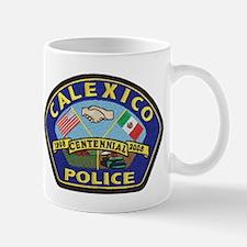 Calexico Police Mug