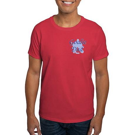 Goalie Dad Dark T-Shirt