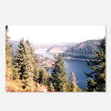 Beauty Bay, Lake Coeur d'Alene Postcards (Package
