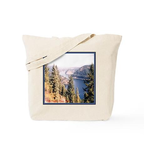 Beauty Bay, Lake Coeur d'Alene Tote Bag