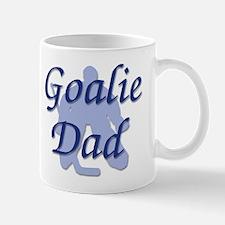Goalie Dad Mug