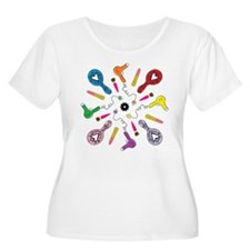 Getting Ready Mandala T-Shirt
