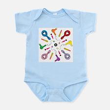 Getting Ready Mandala Infant Bodysuit