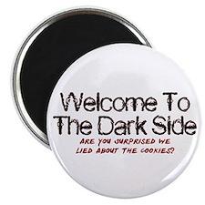 """Dark Side 2.25"""" Magnet (10 pack)"""