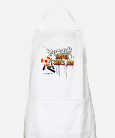 Funny Graphic T-Shirts Apron