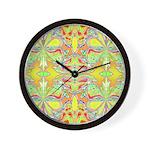 BUTTERFLY SERIES:  Yellow Butterfies W.Clock