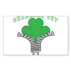 Guffable Designs St Patrick's Decal