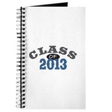Class Of 2013 Blue Journal