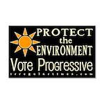 Environment: Vote Progressive Wall Peel Decal