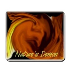 Nature's Demon Mousepad