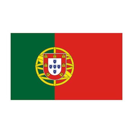 Portugal 38.5 x 24.5 Wall Peel