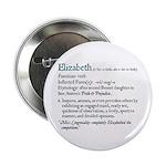 Jane Austen Elizabeth Definition Button