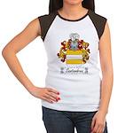 Santandrea Coat of Arms Women's Cap Sleeve T-Shirt