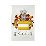 Santandrea Coat of Arms Rectangle Magnet (100 pack