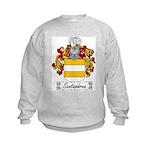 Santandrea Coat of Arms Kids Sweatshirt