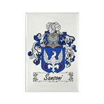 Sansoni Family Crest Rectangle Magnet