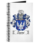 Sansoni Family Crest Journal