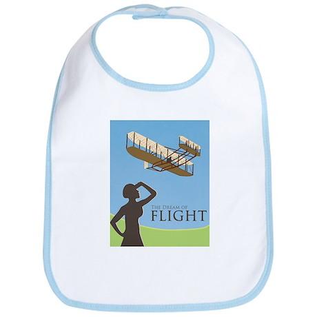 The Dream of Flight Bib
