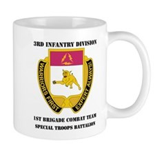 1st BCT - Special Troops Bn with Text Mug