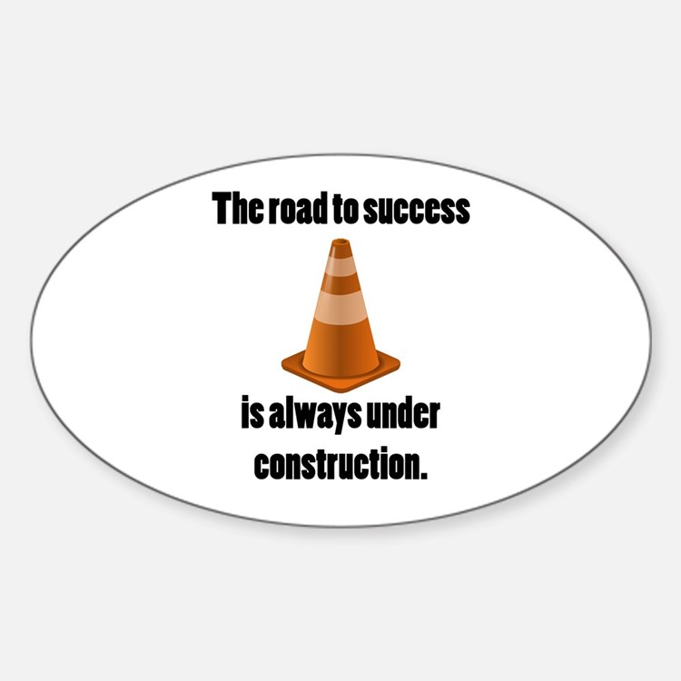 Road to Success Decal