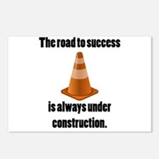 Road to Success Postcards (Package of 8)