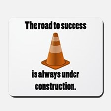 Road to Success Mousepad