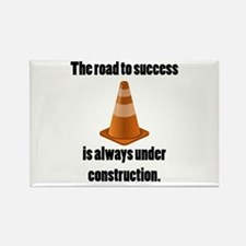 Road to Success Rectangle Magnet (10 pack)