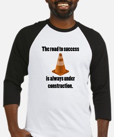 Road to Success Baseball Jersey