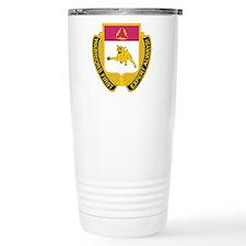 DUI - III Corps Travel Mug