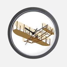 Wright Flyer Wall Clock