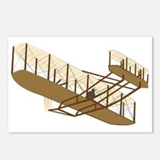 Wright Flyer Postcards (Package of 8)