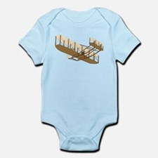 Wright Flyer Infant Bodysuit