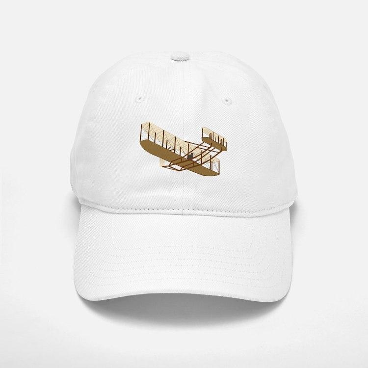 Wright Flyer Baseball Baseball Cap