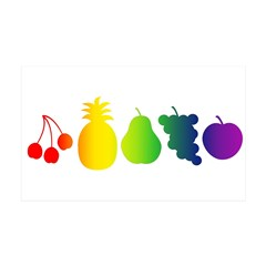 Fruit 38.5 x 24.5 Wall Peel