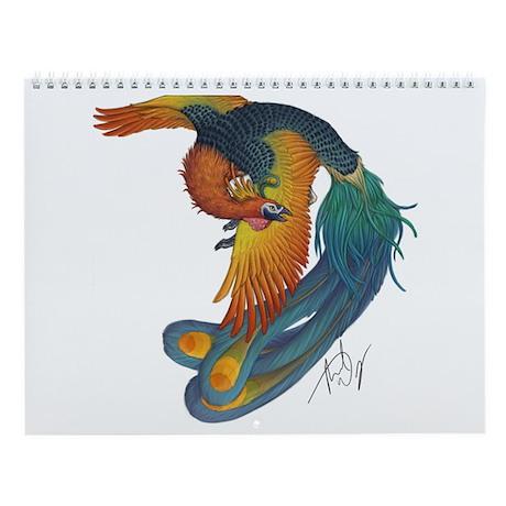 FengHuang - Wall Calendar
