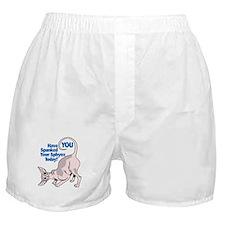 Spank Your Sphynx - Spots Boxer Shorts