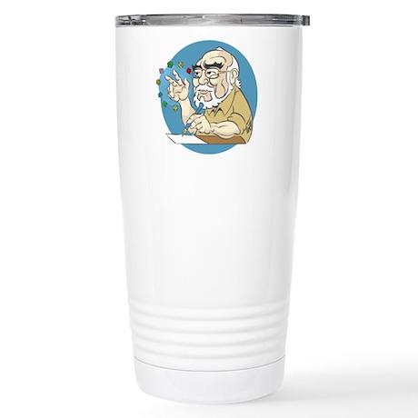Dungeon Master Stainless Steel Travel Mug